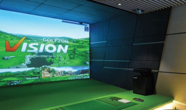 A Customer Success Story: Golfzon Golf Simulator